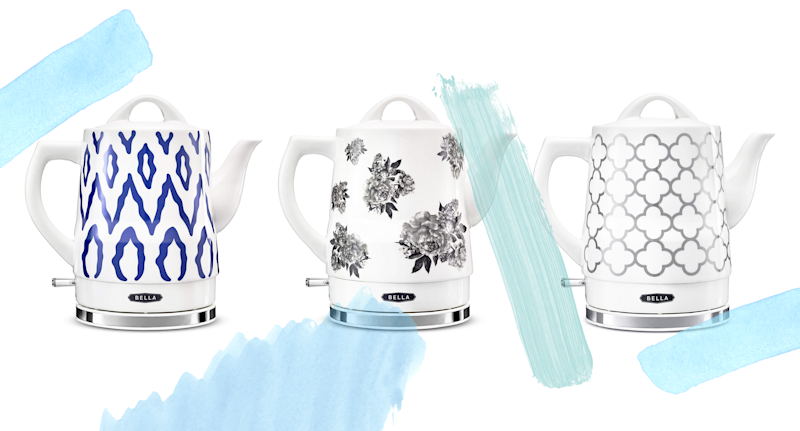There's a sale on electric kettles to rival your grandmother's vintage tea set.