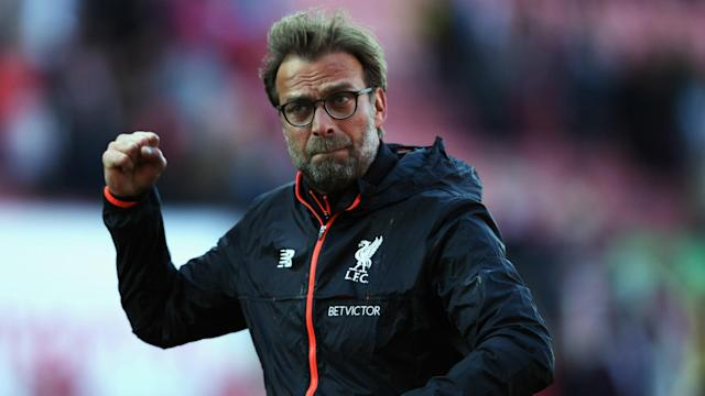 """Let's go for it."" That is the message Jurgen Klopp is sending to Liverpool as they look to secure a top-four finish."