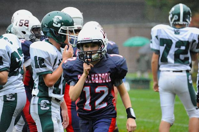 <p>No. 4: Football<br>Number of high school athletes: 1,122,024<br>Athletic scholarships: 25,918<br>Ratio of athletes to scholarships: 43:1<br>(EaglebrookSchool/Creative Commons) </p>