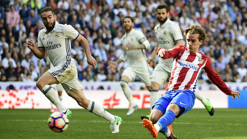 Antoine Griezmann Real Madrid Atletico Madrid La Liga
