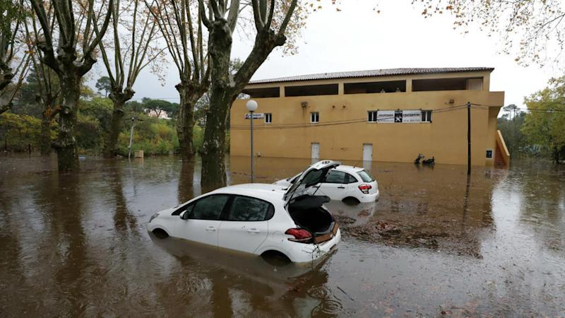 France's Cote d'Azur hit by severe flooding, causing fatalities