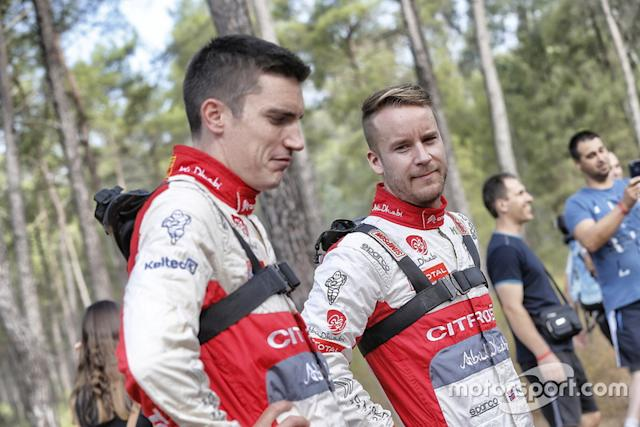 "Craig Breen, Citroën World Rally Team, Mads Ostberg, Citroën World Rally Team <span class=""copyright"">Citroën Communication</span>"