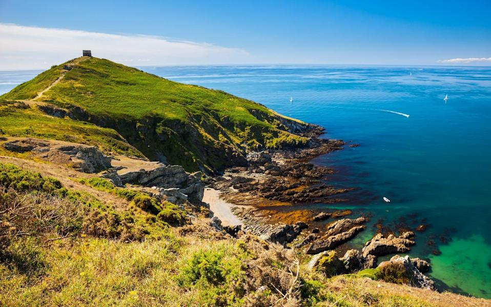 Rame Head is crowned by a medieval chapel and rewards walkers with knockout view - Ian Wool/Istockphoto