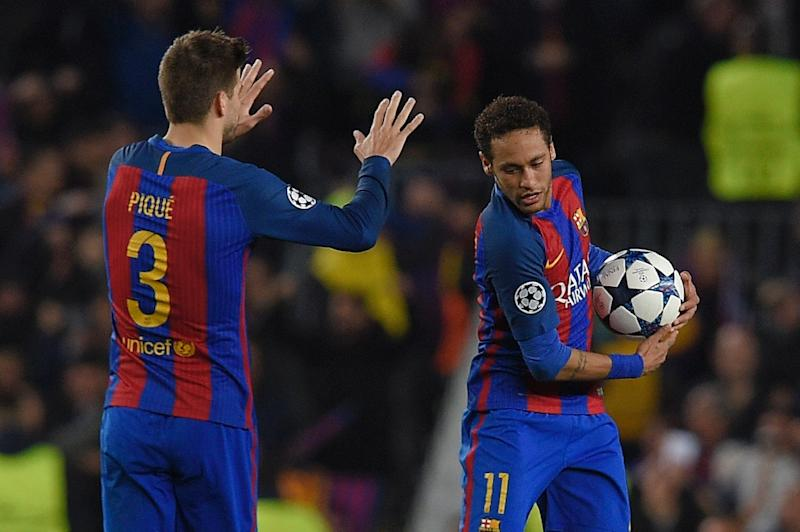 Barcelona midfielder Busquets raps Segura over Pique criticism: Not the best!