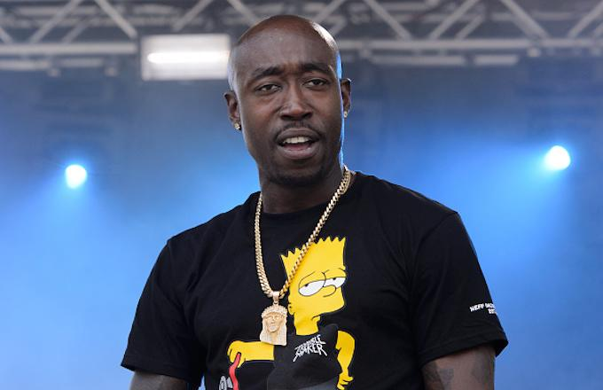 Freddie Gibbs Clears Up Issue With Logic Over Similar Album Covers