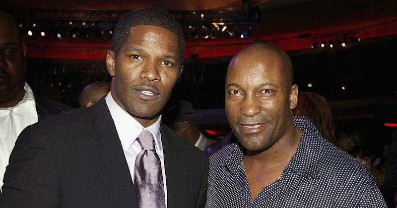 Wacky Church Under Fire Over Miracle >> Jamie Foxx And More React To John Singleton Being Taken Off Life