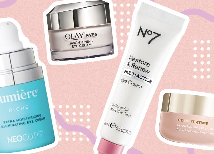The Best Anti Aging Eye Cream For Women In Their 50s From