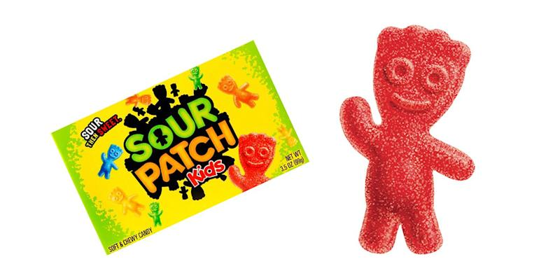 Sour Patch Kids Once Had A Totally Different Name