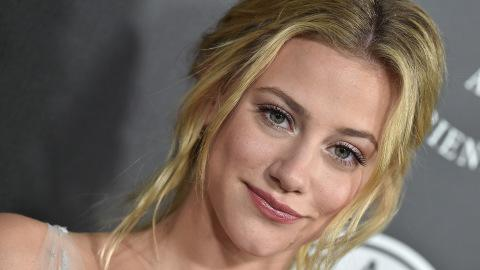 Lili Reinhart Calls Out Magazine for Photoshopping Her Waist Smaller