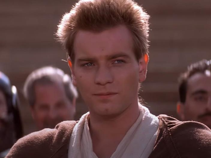 star wars obi wan kenobi phantom menace