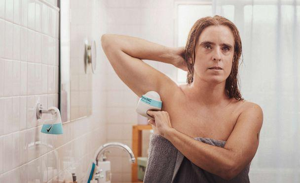 PHOTO: Degree has launched a new deodorant that caters to people with disabilities. (Degree)