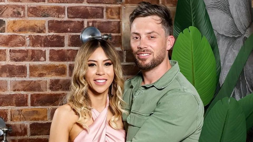 Married At First Sight's Alana Lister and Jason Engler