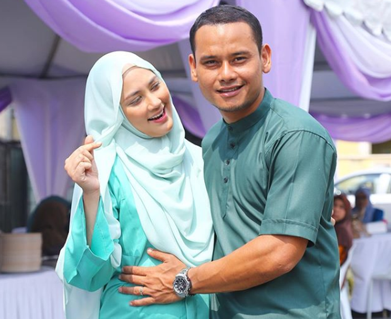 Fasha and Aidil have been together for some time now, and the actress hopes their love will pass the test of time. — Picture via Instagram/@fashasandha