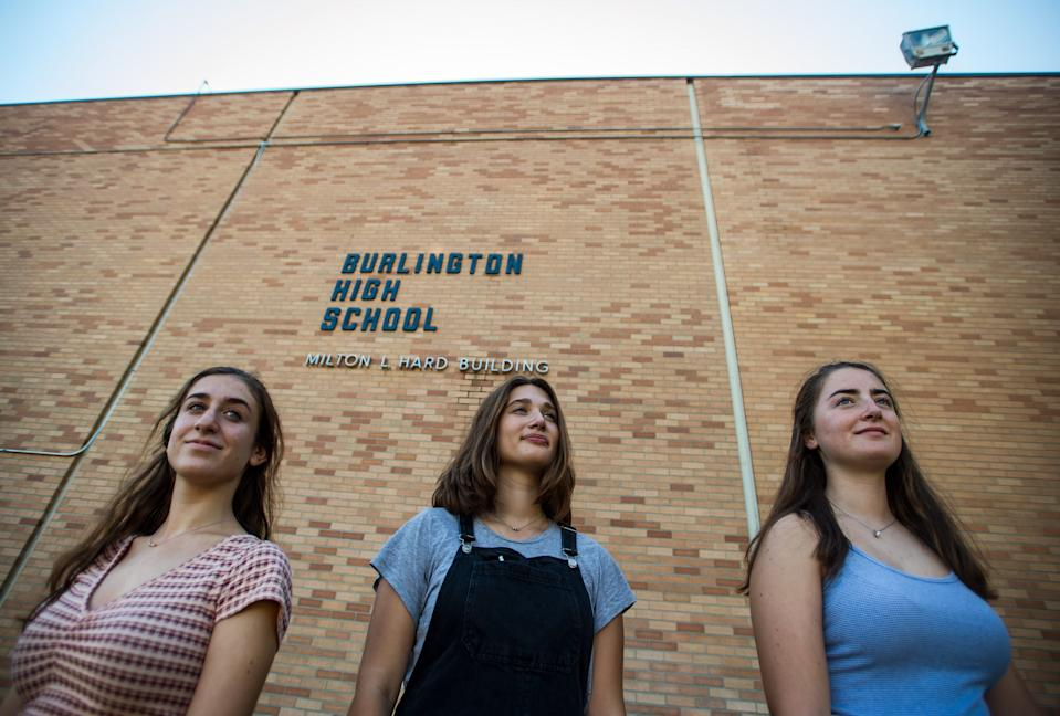 Burlington High School Register editors Halle Newman, Nataleigh Noble and Julia Shannon-Grillo didn't have to fight the law to win against censorship. The law, as it turns out, was already on their side.