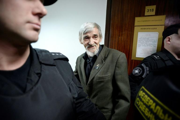 Prosecutors had called for Dmitriyev to be  sentenced to 15 years in a strict-regime penal colony