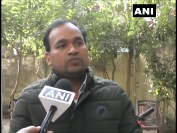 Gwalior Municipal Corporation officer Manish Kanaujia speaking to ANI.