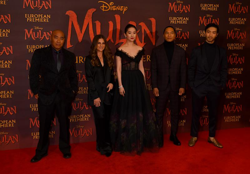 """Disney's live-action """"Mulan"""" will bypass the theatrical experience and head straight to Disney+ on September 4 as a premium video on demand offering"""