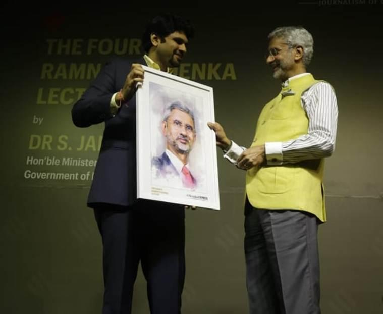 Real obstacle to India's rise not barriers of world but dogmas of Delhi: S Jaishankar at RNG Lecture