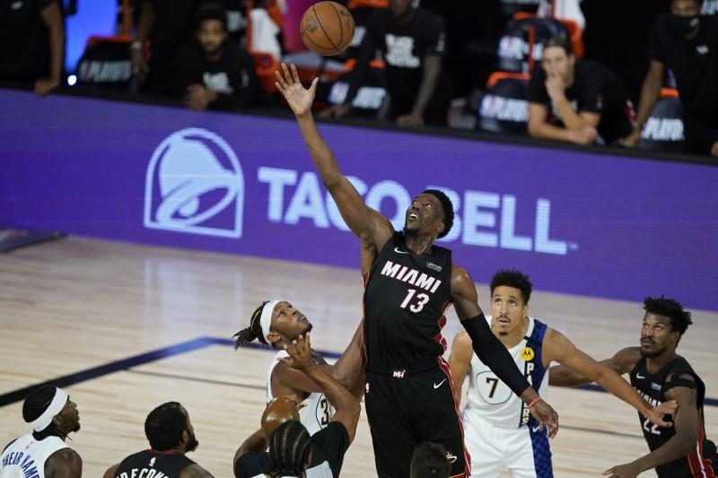 NBA roundup: Heat finish first-round sweep of Pacers
