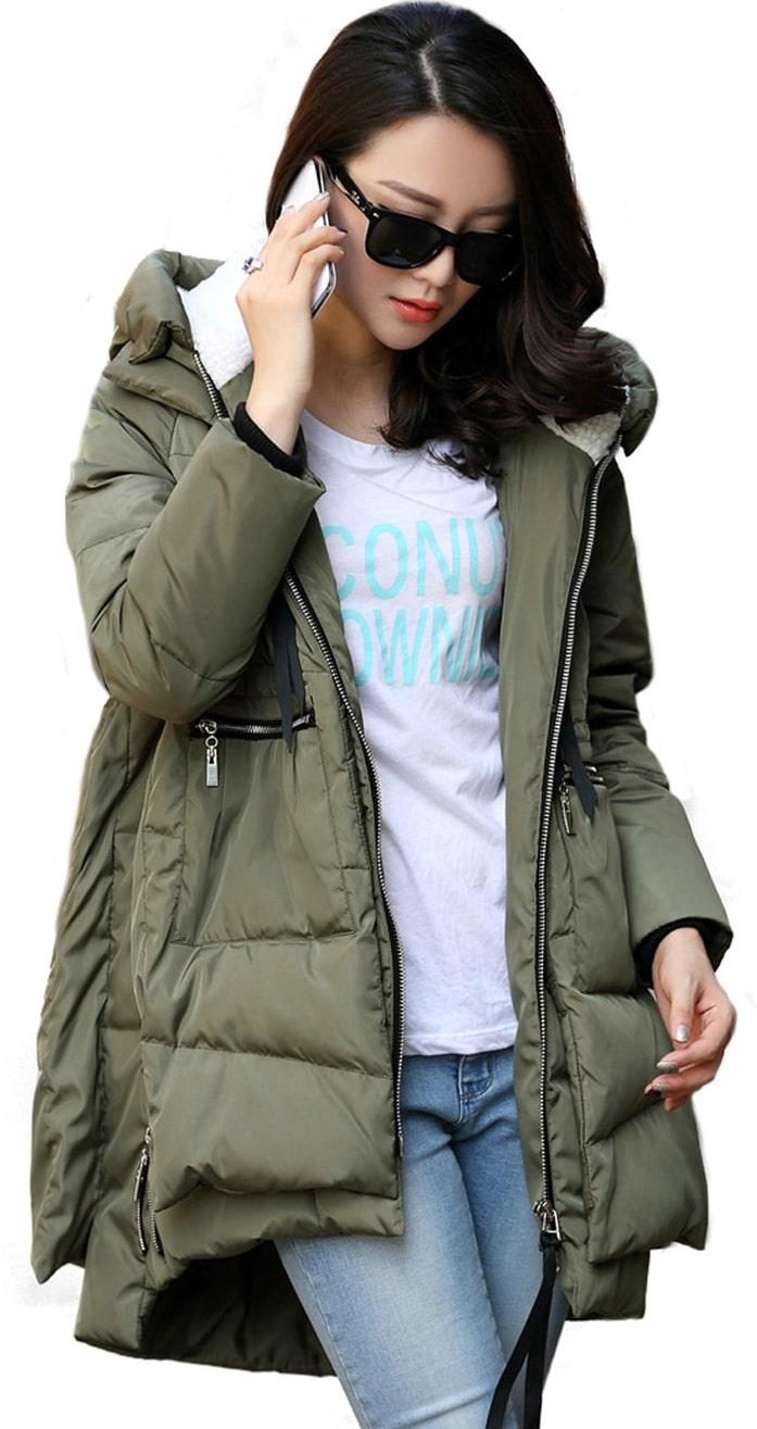 Orolay Women's Thickened Down Jacket (Photo: Orolay)