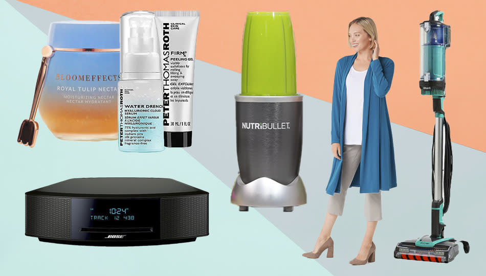 QVC's Black Friday in July shopping event is serving major savings — stock up now! (Photo: QVC)