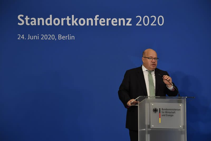 Germany could take further public stakes in companies: minister