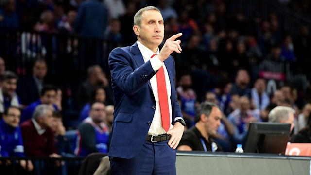 """David Blatt has been described as """"a great basketball mind"""" after he was handed a role with the New York Knicks."""