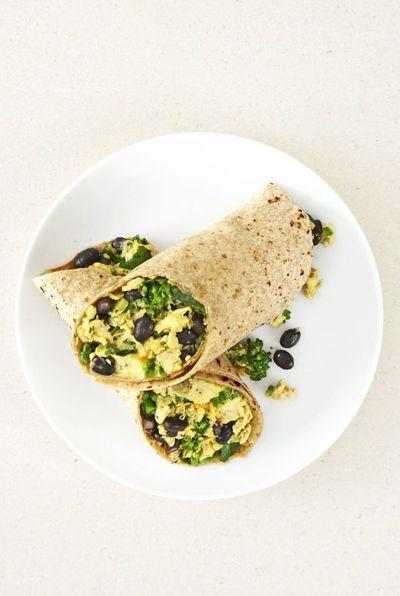"<p>Are eggs the most versatile food out there? This rich and savory breakfast burrito certainly makes the case.</p><p><em><a href=""https://www.goodhousekeeping.com/food-recipes/easy/a47156/scrambled-egg-burrito-recipe/"" rel=""nofollow noopener"" target=""_blank"" data-ylk=""slk:Get the recipe for Scrambled Egg Burrito »"" class=""link rapid-noclick-resp"">Get the recipe for Scrambled Egg Burrito »</a></em></p>"