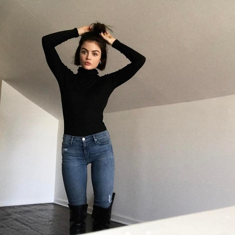 Skinny Jeans Contribute to Back Pain, Study Finds