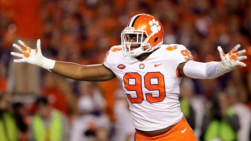 Dabo Swinney reveals first-round prospect Clelin Ferrell, others coming back