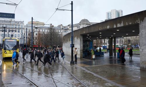 Manchester's much-derided Piccadilly Gardens to be revamped