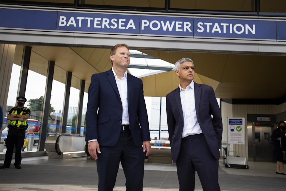 Northern Line's £1.1bn extension adds two brand new tube stations