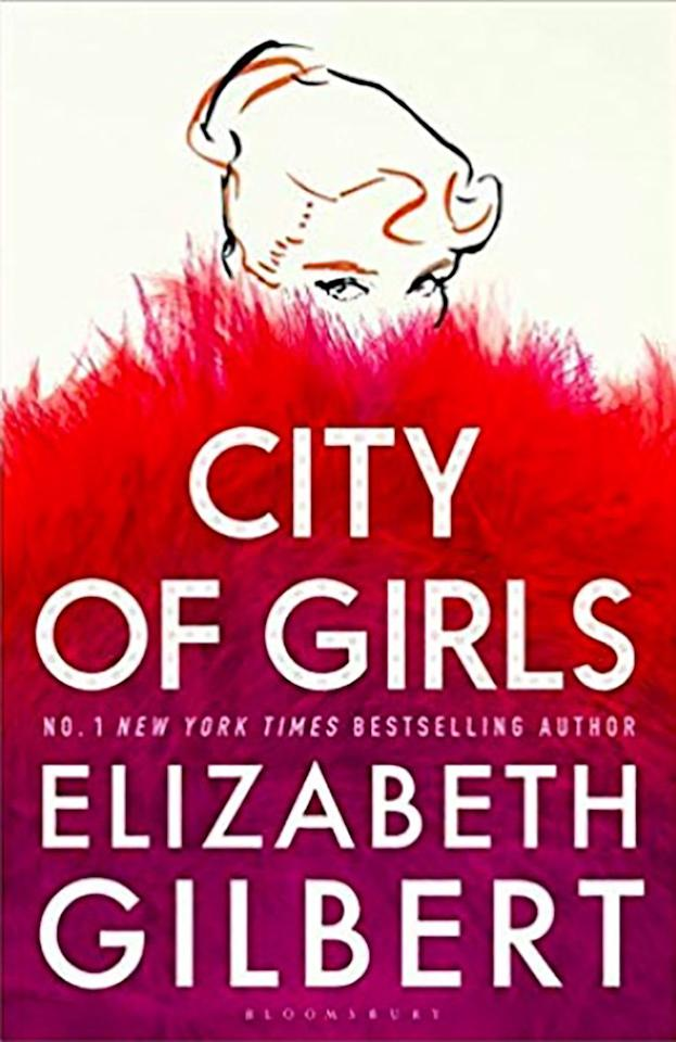 "<p><a class=""body-btn-link"" href=""https://www.amazon.co.uk/City-Girls-Elizabeth-Gilbert/dp/1408867044/ref=sr_1_1?keywords=City+of+Girls+by+Elizabeth+Gilbert&qid=1559141924&s=gateway&sr=8-1"" target=""_blank"">SHOP NOW </a></p><p>Nineteen-year-old Vivian Morris arrives in 1940s New York after being exiled by her parents. She soon finds herself employment as the self-appointed seamstress at the Lily Playhouse making outfits for the showgirls. With the girlfriends she meets and the memories she makes, she feels unbeatable - until the hard lessons sink in.</p>"