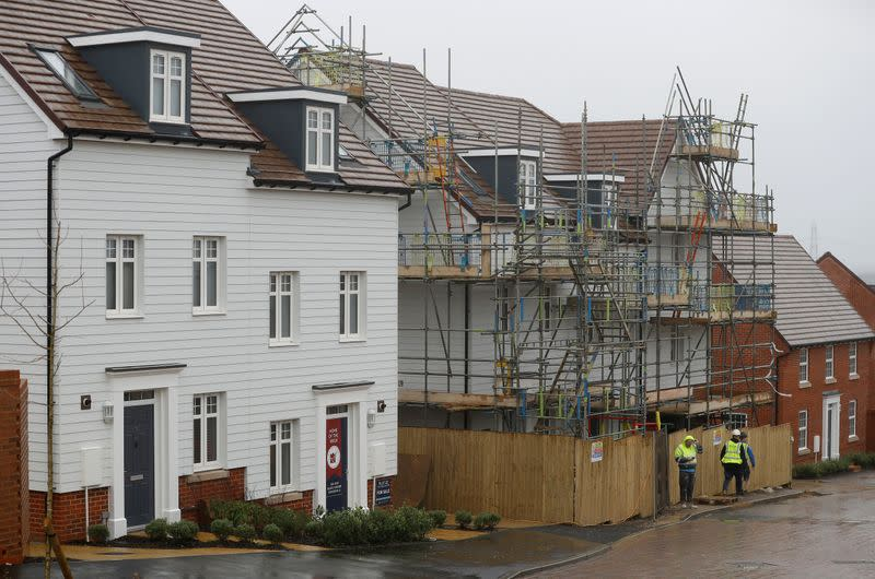 Britain targets red tape in bid to get more homes built