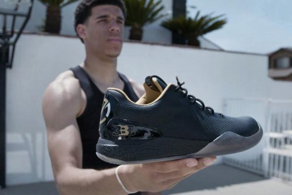 This shoe might represent $20 million in lost earnings. (Big Baller Brand)