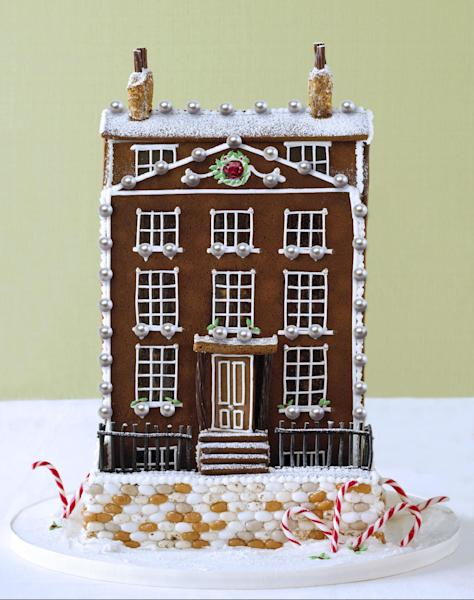 VeryFirstTo's £50,000 gingerbread house