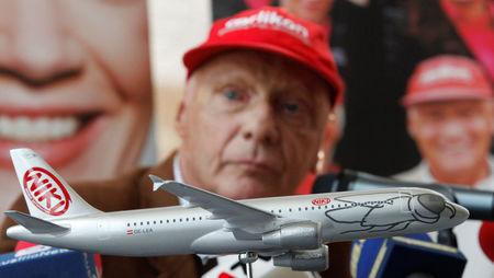 F1 champion Lauda wins bidding race to buy back Niki