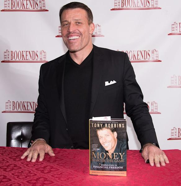 Tony Robbins Denies Sexual Misconduct Allegations