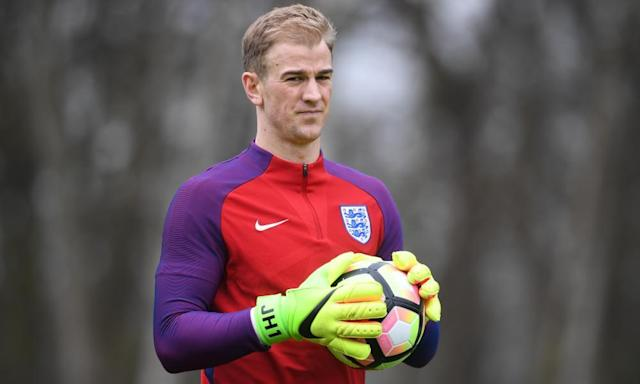 "<span class=""element-image__caption"">Joe Hart said England were 'always going to have that dream, that belief that we're going to put all our good work to good use'.</span> <span class=""element-image__credit"">Photograph: Michael Regan - The FA/The FA via Getty Images</span>"