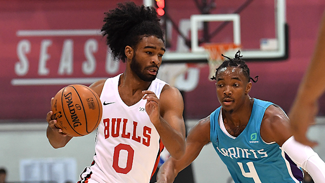 The Bulls have had instant contributors from each of their last two rookie classes in Lauri Markkanen and Wendell Carter. But John Paxson said the team will be patient with Coby White as he learns the art of the NBA point guard.