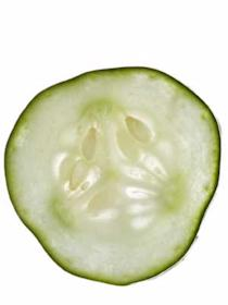 Load up on the cucumbers for that sexy tummy.