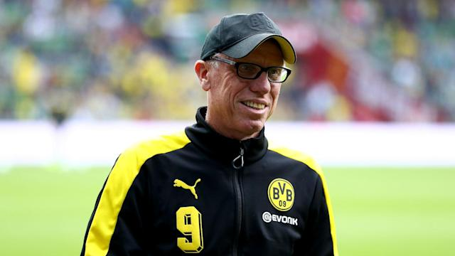 Borussia Dortmund were forced to settle for a point at Werder Bremen on Sunday, but coach Peter Stoger had few complaints.