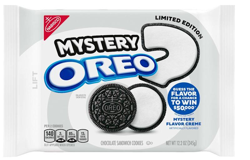 We tried Oreo's new mystery flavor, and here is our best guess