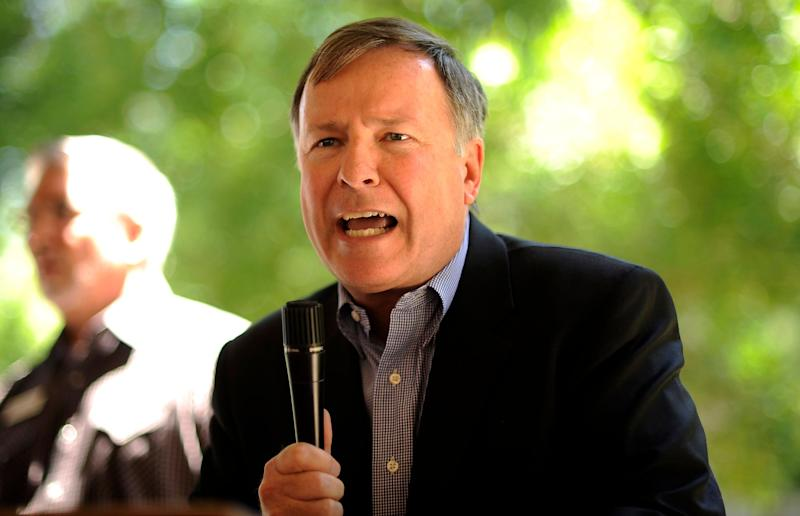 Rep. Doug Lamborn (R-Colo.) won't be listed on the ballot for the Republican primary this year.  (Photo: Hyoung Chang/Getty Images)