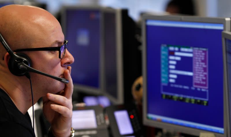 Graphic: AIM underdogs beat FTSE blue chips in Brexit twist