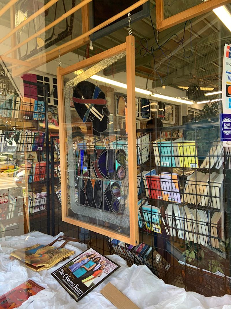 The $200,000 campaign has raised more than $80,000 to help Marcus Books in Oakland, Calif.