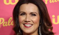 """Susanna Reid continues to be a staple of morning television as she heads up <em>Good Morning Britain</em> alongside the ever-divisive Piers Morgan. This year also saw Reid split from Crystal Palace chairman Steve Parish after dating for nine months, with the TV presenter <a href=""""https://uk.news.yahoo.com/lets-not-dwell-im-fine-susanna-reid-forced-open-steve-parish-split-live-air-082409926.html"""" data-ylk=""""slk:addressing the break up on GMB;outcm:mb_qualified_link;_E:mb_qualified_link;ct:story;"""" class=""""link rapid-noclick-resp yahoo-link"""">addressing the break up on GMB</a>. (Lia Toby/Getty Images)"""