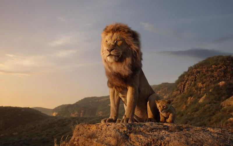 The Lion King 2019 - © 2019 Disney Enterprises, Inc. All Rights Reserved.