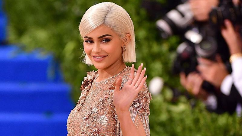 Kylie Jenner Deletes All Photos of Baby Stormi From Social Media, Says She's Not Sharing Any 'Right Now'