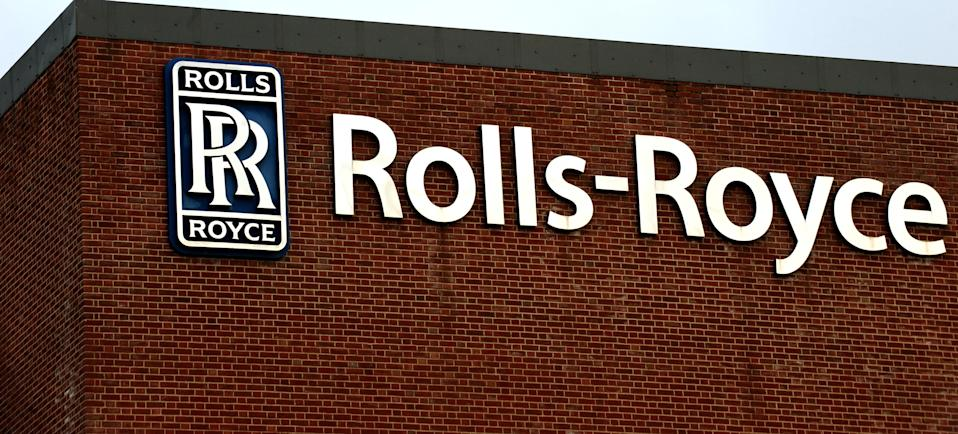 Undated file photo of the logo of Rolls-Royce. Nearly 1,400 jobs are being cut in the UK and globally at engine maker Rolls-Royce as it continues to swing the axe under a plan to slash its workforce by 9,000.